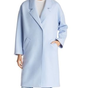 KENDALL and KYLIE Drop Shoulder Coat NEW